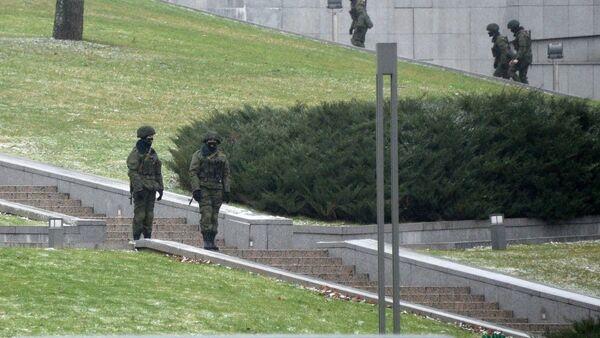 Les forces de l'ordre à Minsk, le 22 novembre 2020 - Sputnik France