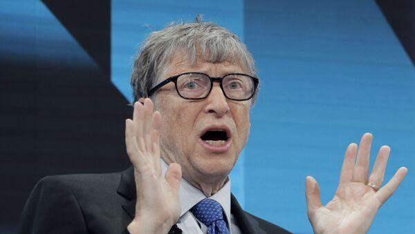 Bill Gates - Sputnik France