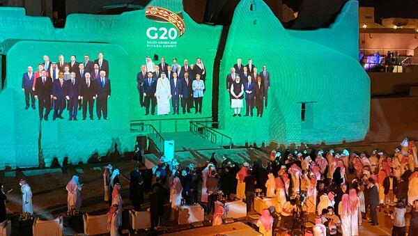 Le sommet du G20 sous un nouveau format   - Sputnik France