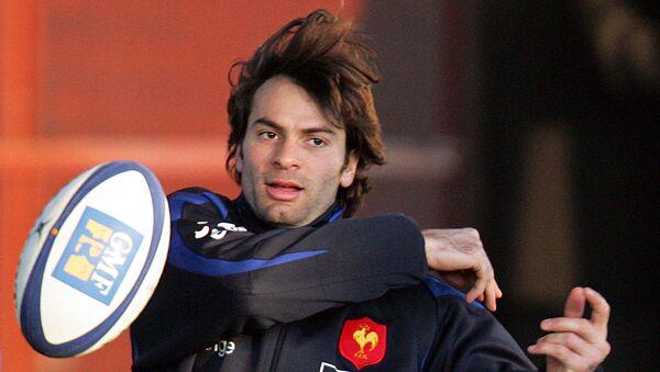 Christophe Dominici lors d'une séance d'entraînement en 2006 - Sputnik France