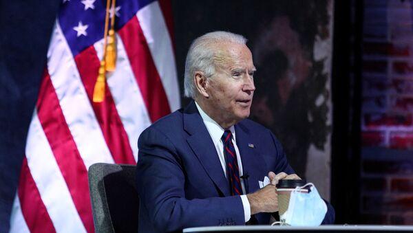Joe Biden - Sputnik France