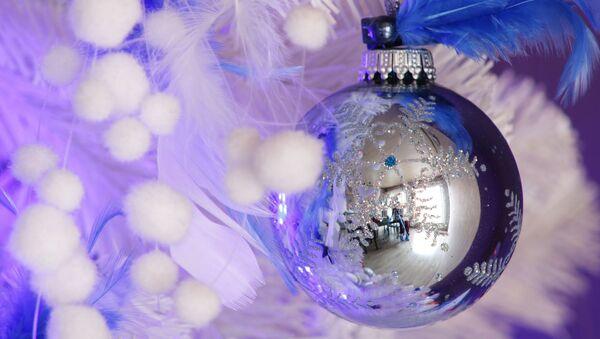 Décoration de Noël  - Sputnik France