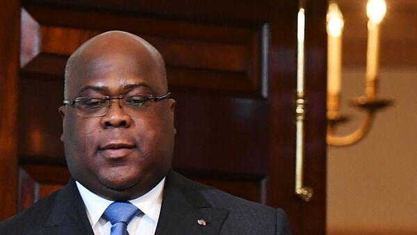 Félix Tshisekedi, Président de RDC - Sputnik France