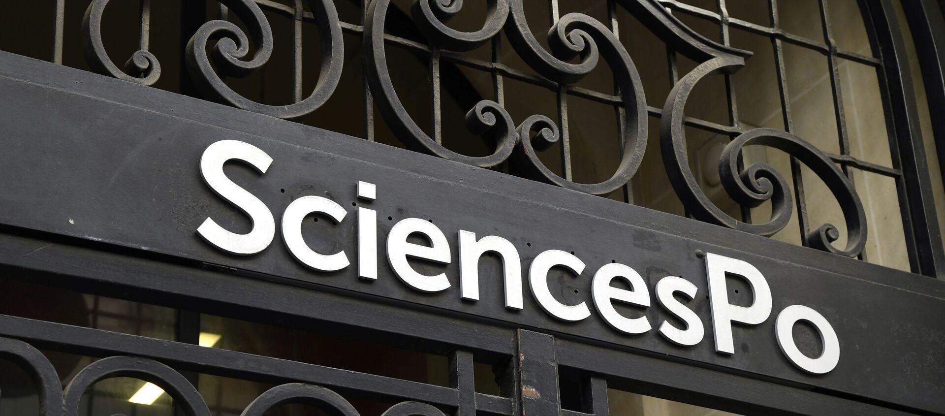 Sciences Po Paris - Sputnik France, 1920, 26.11.2020