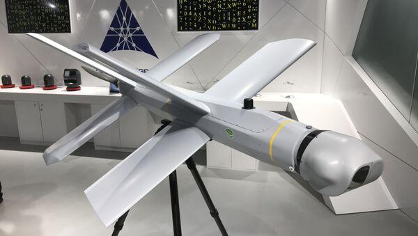 Le drone kamikaze Lancet créé par le groupe Kalachnikov - Sputnik France