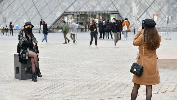 Paris après le reconfinement - Sputnik France