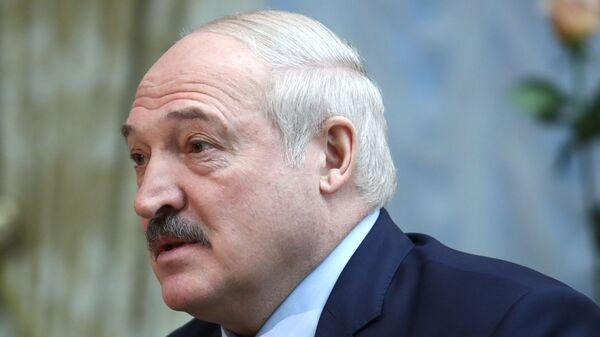 Alexandre Loukachenko - Sputnik France