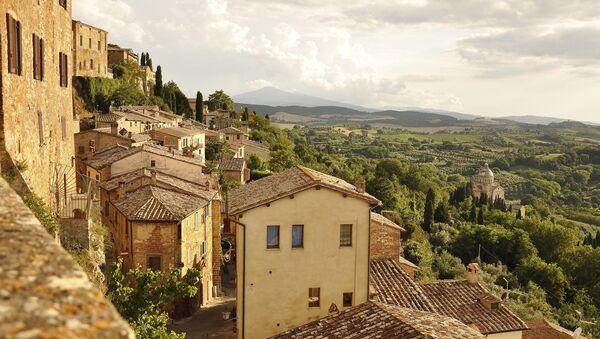 Un village en Italie, image d'illustration - Sputnik France
