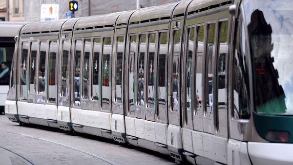 Un tram à Strasbourg - Sputnik France