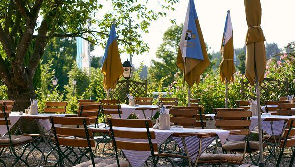 Terrasse d'un restaurant - Sputnik France