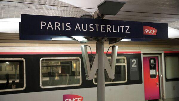 Gare d'Austerlitz  - Sputnik France