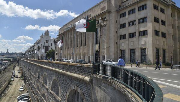 Le Parlement algérien à Alger - Sputnik France