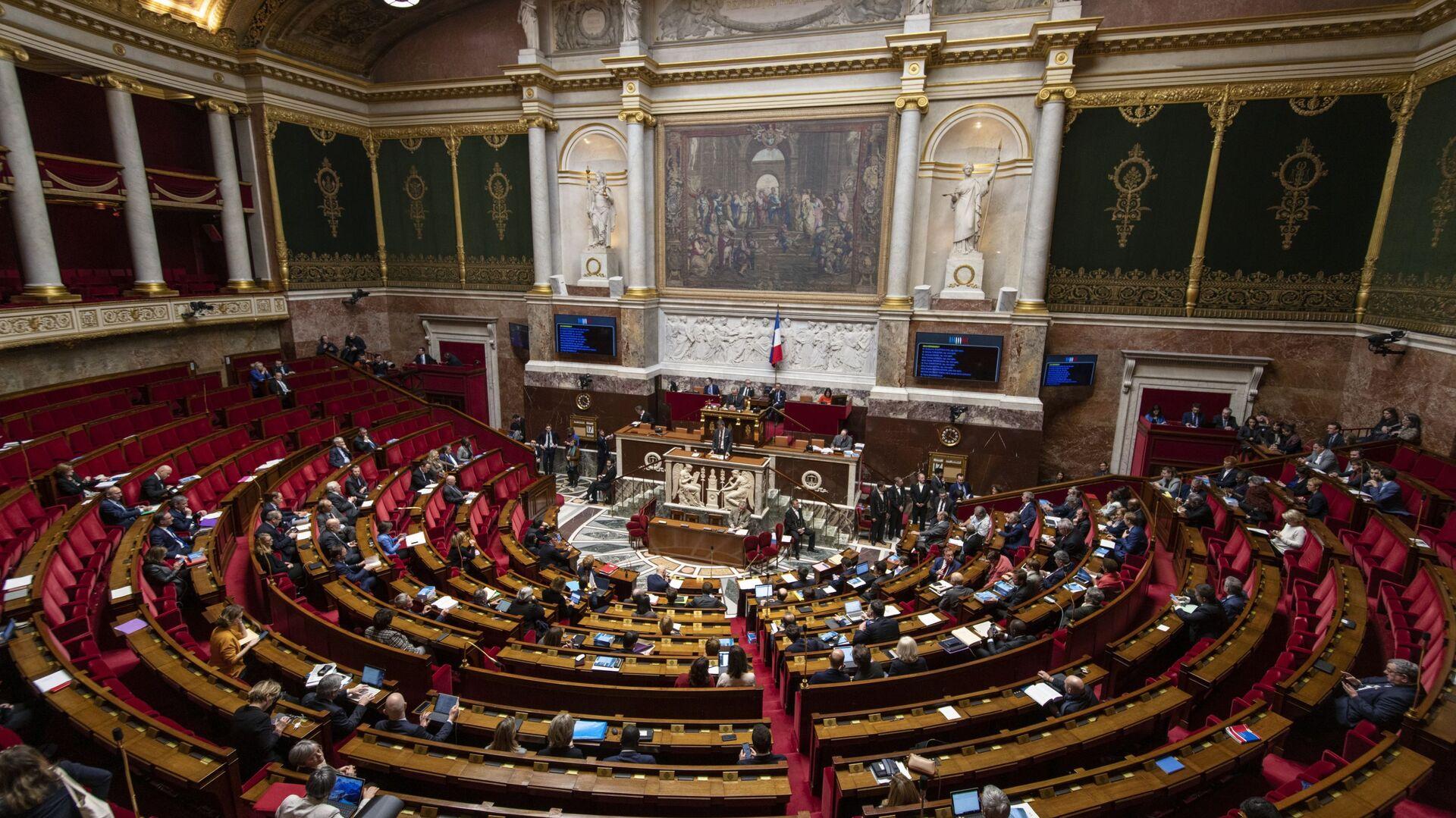 Assemblée nationale - Sputnik France, 1920, 26.07.2021