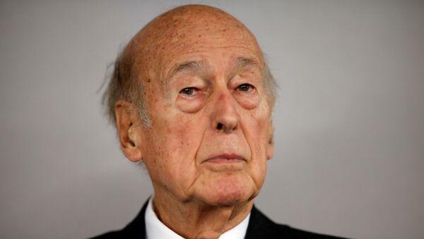 Valéry Giscard d'Estaing  - Sputnik France
