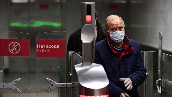 Un système de reconnaissance faciale permettra d'utiliser le métro de Moscou dès 2021 - Sputnik France