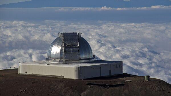 Le télescope IRTF de la NASA à Hawaï - Sputnik France