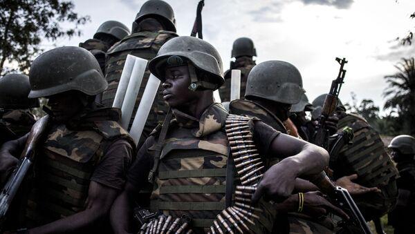 Des soldats des Forces armées de République démocratique du Congo (FARDC) - Sputnik France