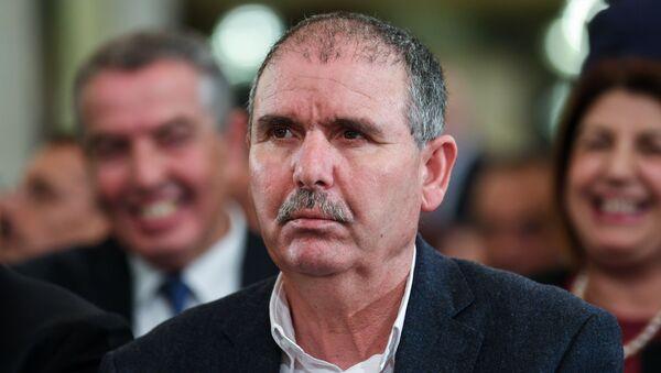 Noureddine Toubibi, secrétaire général de l'UGTT, principale centrale syndicale de Tunisie - Sputnik France