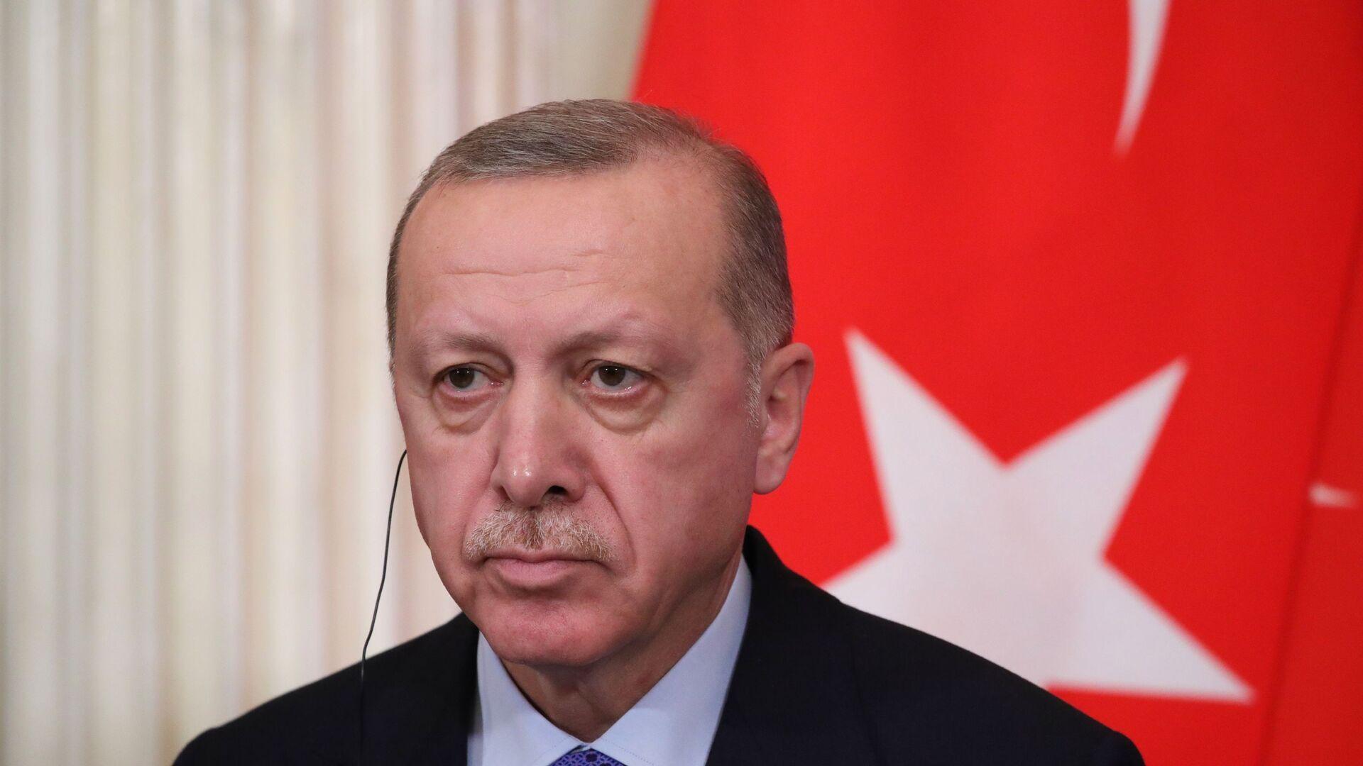 Recep Tayyip Erdogan - Sputnik France, 1920, 21.09.2021