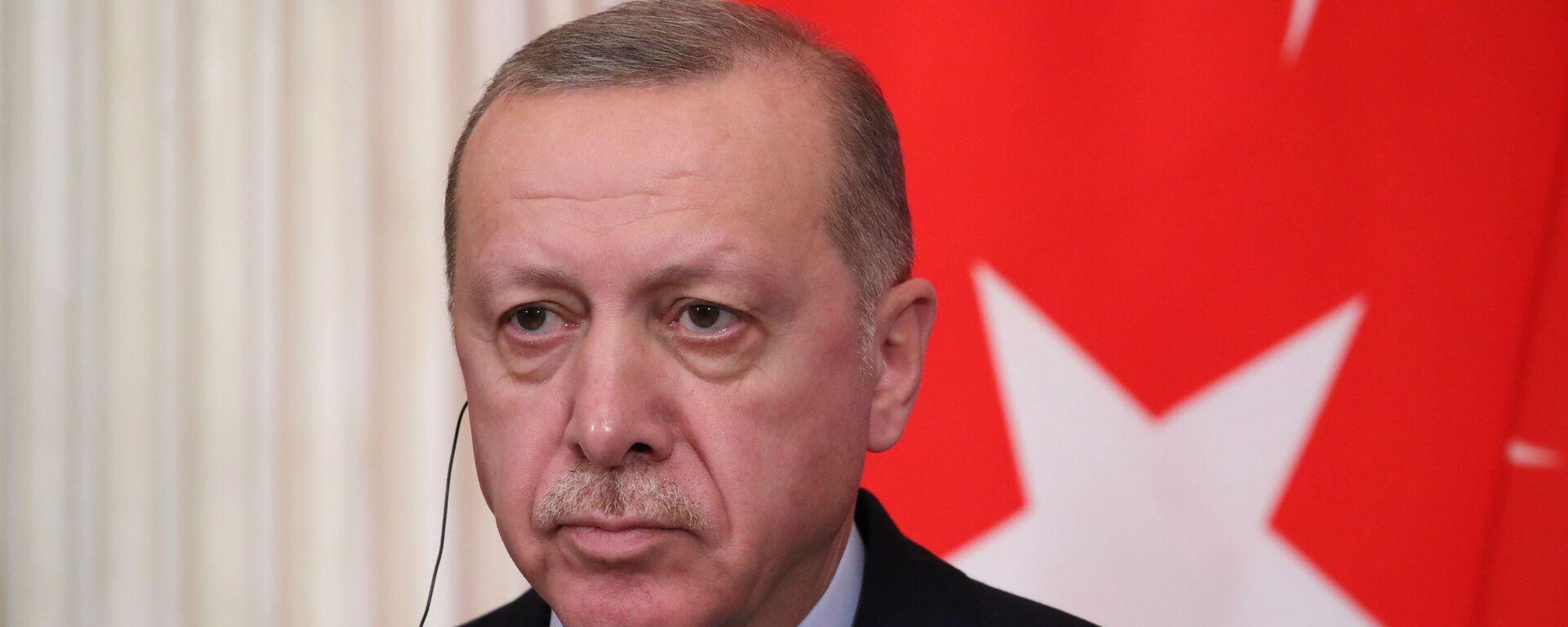 Recep Tayyip Erdogan - Sputnik France, 1920, 18.08.2021