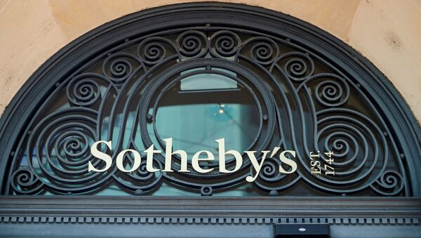 Sotheby's - Sputnik France
