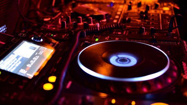 Discothèque, musique, dj - Sputnik France