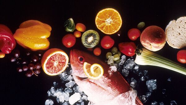 L'alimentation saine - Sputnik France