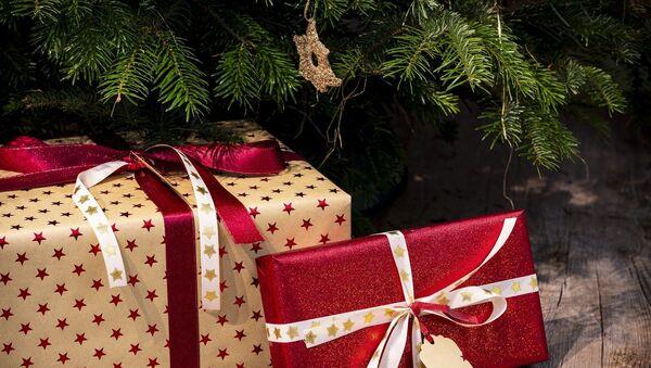 Cadeau De Noël  - Sputnik France