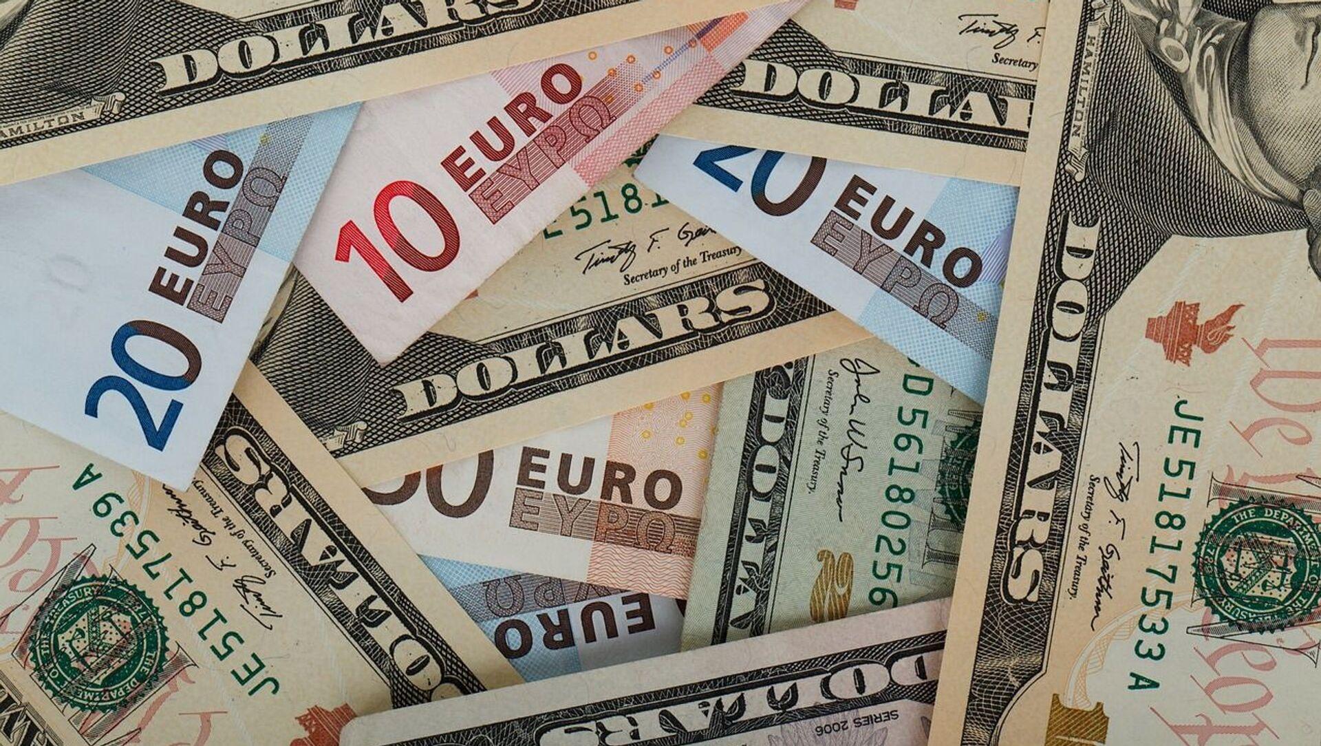 Dollars US - Sputnik France, 1920, 11.08.2021