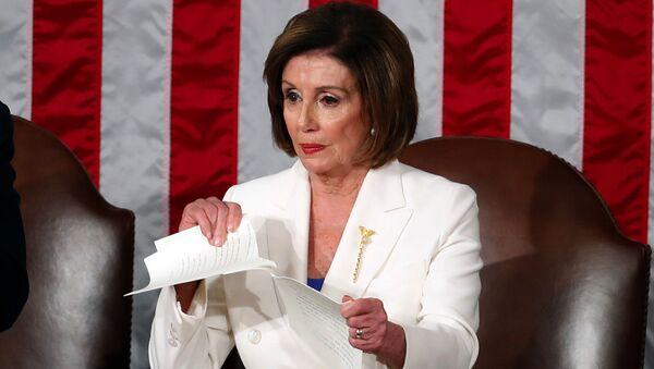 Nancy Pelosi - Sputnik France
