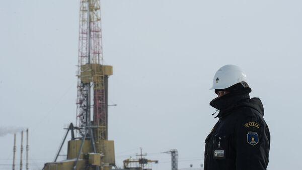 Un gisement de gas russe (image d'illustration) - Sputnik France