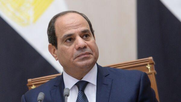 Abdel Fattah al-Sissi - Sputnik France