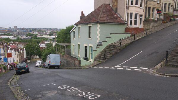Park Street et Vale Street à Bristol - Sputnik France