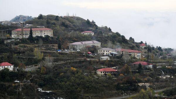 La ville de Berdzor (Latchin), dans le Haut-Karabakh - Sputnik France