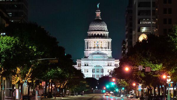 Le Capitole de l'État du Texas, à Austin - Sputnik France