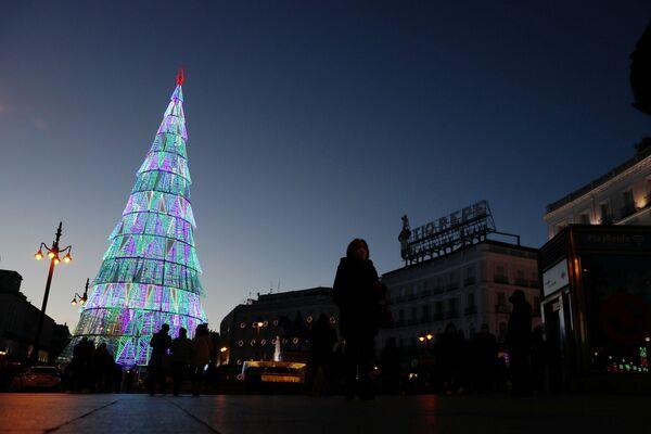 Les sapins de Noël les plus originaux de l'année 2020   - Sputnik France