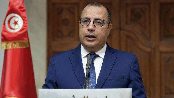 Premier ministre tunisien, Hichem Mechichi - Sputnik France