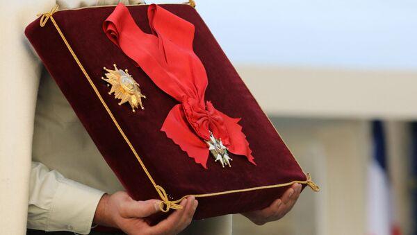 Légion d'honneur - Sputnik France