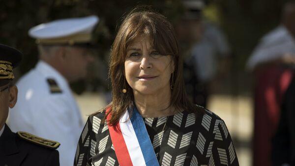 Michèle Rubirola - Sputnik France