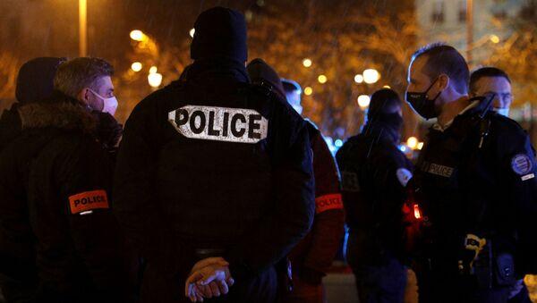 Rassemblement de policiers - Sputnik France
