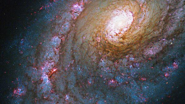 Le télescope Hubble fête ses 30 ans: la NASA publie des photos spatiales inédite   - Sputnik France