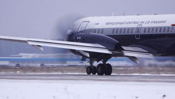 Iliouchine Il-114-300 - Sputnik France