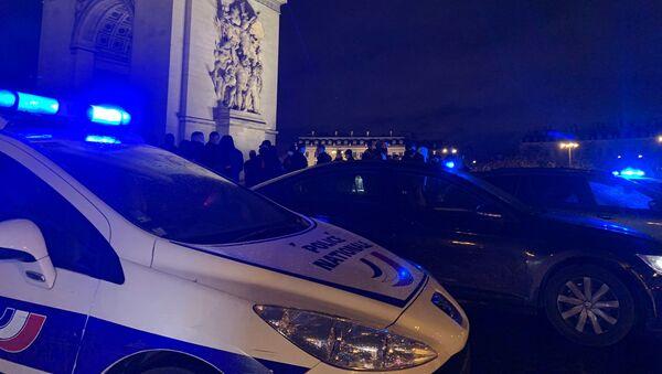 Police à Paris (archive photo) - Sputnik France
