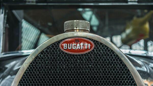 Bugatti (image d'illustration) - Sputnik France
