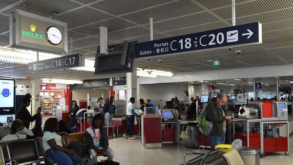 Aéroport de Paris-Orly - Sputnik France