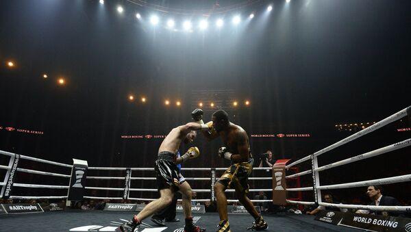 La boxe - Sputnik France