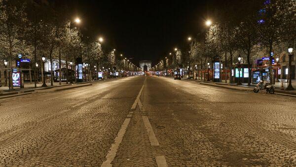 Couvre-feu à Paris - Sputnik France