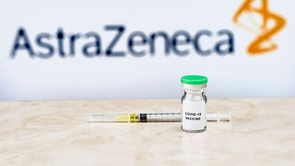 Un vaccin d'AstraZeneca (photo d'archives) - Sputnik France