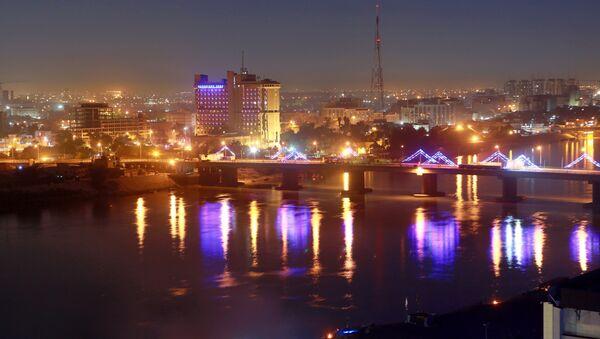 La zone verte dans la ville de Bagdad - Sputnik France