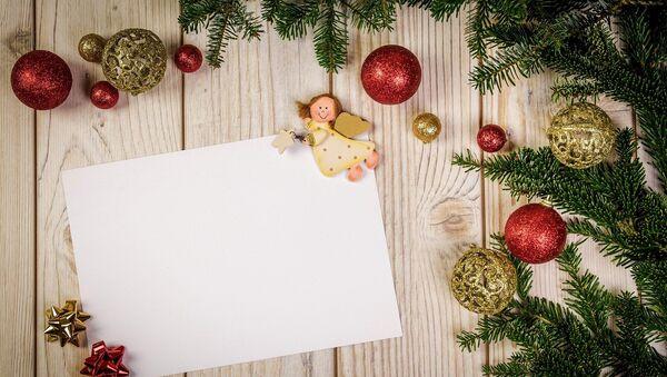 Une lettre de Noël - Sputnik France